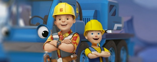 """""""Bob der Baumeister und ich"""""""