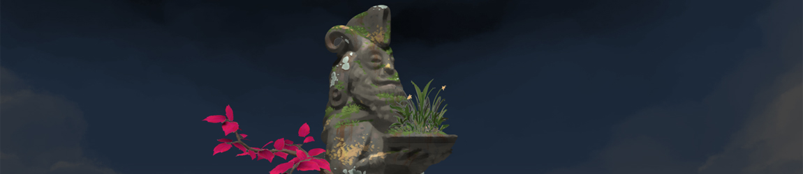 The Wormworldsaga Statue