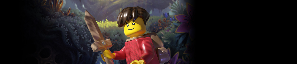 The Lego Wormworld Saga – Fan artwork