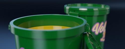 Agency Pitch: Bucket visualisation