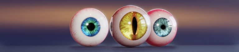 CW Eye – Procedural Eye Material for Blender – Christoph Werner